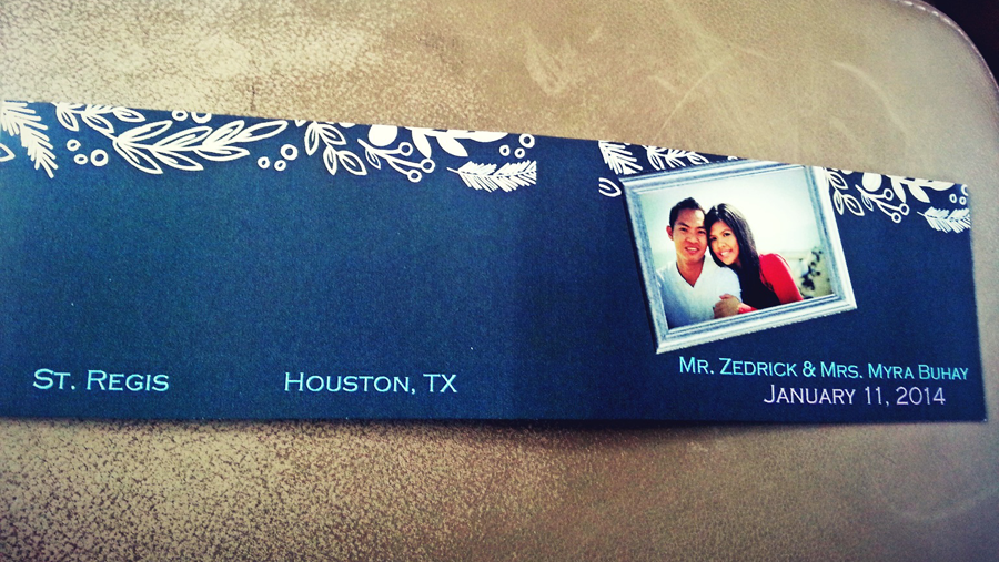 Houston Flipbooks | Lucky Flipbooks Wedding