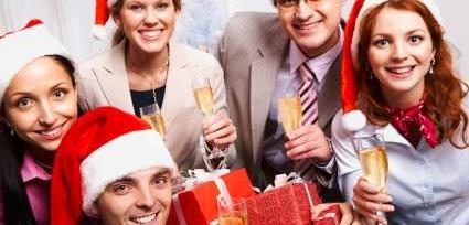Holiday Party | Houston Flipbooks